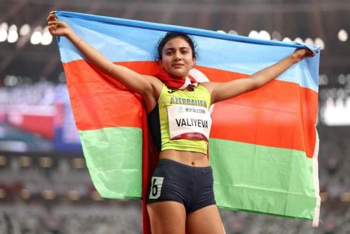 Aserbaidschan gewinnt 13. Goldmedaille bei den Paralympischen Spielen in Tokio