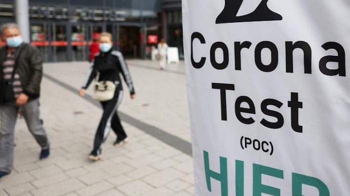Über vier Millionen Coronafälle in Deutschland