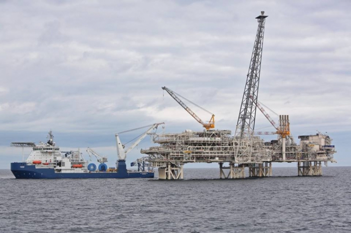 """صندوق النفط يحصل على 3.7 مليار دولار من الإيرادات من بيع الغاز الطبيعي والمكثفات من """"شاه دنيز"""" حتى الآن"""