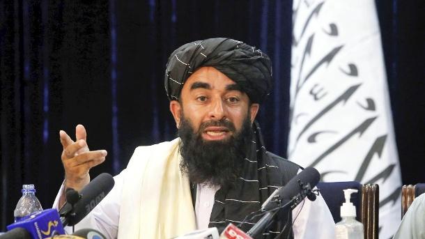 Taliban möchte starke und offizielle diplomatische Beziehungen zu Deutschland haben