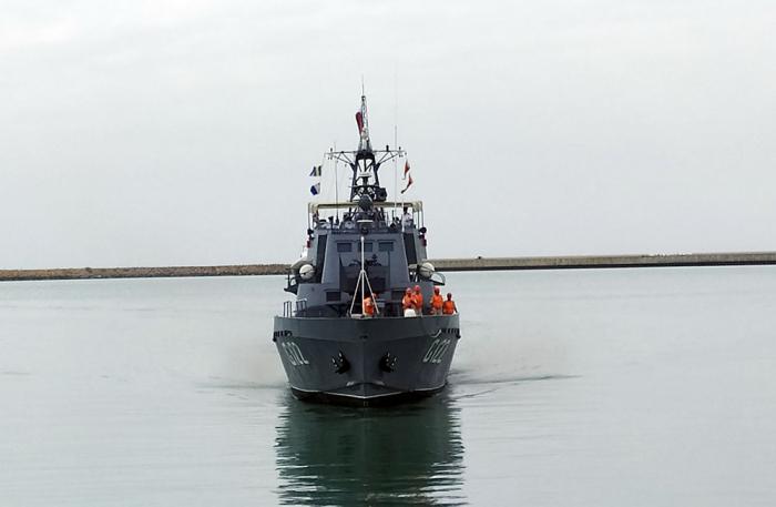 """Azerbaijani seamen return home after participating in """"Sea Cup"""" contest –   VIDEO"""