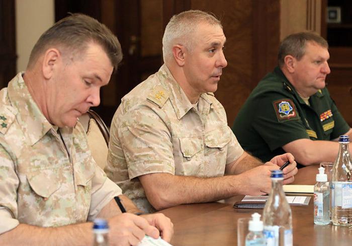 Gen. Muradov ends tenure as commander of Russian peacekeepers in Karabakh