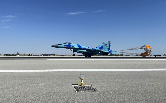Azerbaijan and Turkey continue joint flight-tactical exercises –  VIDEO