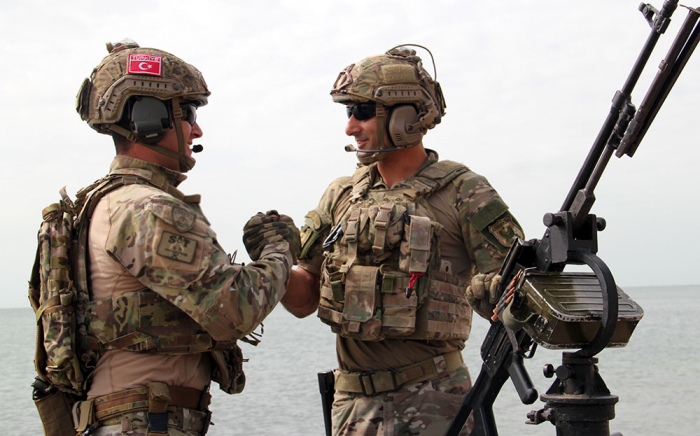 Azerbaijan and Turkey continue joint training exercises -   VIDEO