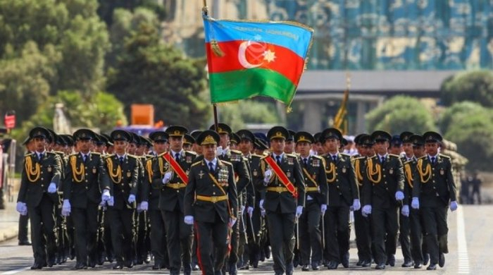 """Azerbaijani team return home after participating in """"International Army Games - 2021"""" in Moscow"""