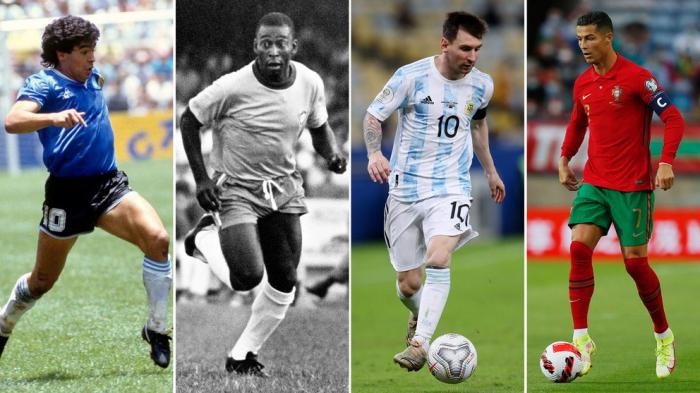 Un matemático de Oxford creó un algoritmo que decretó quién es el mejor futbolista de todos los tiempos