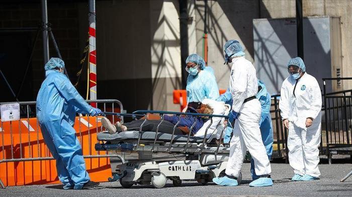 Global coronavirus cases near 222 million
