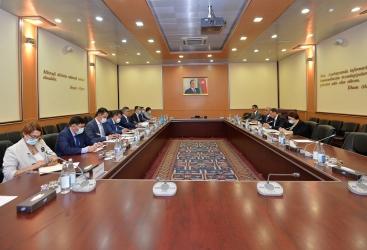 مناقشات حول التعاون الأذربيجاني الكازاخستاني في الاتصالات وتكنولوجيا المعلومات