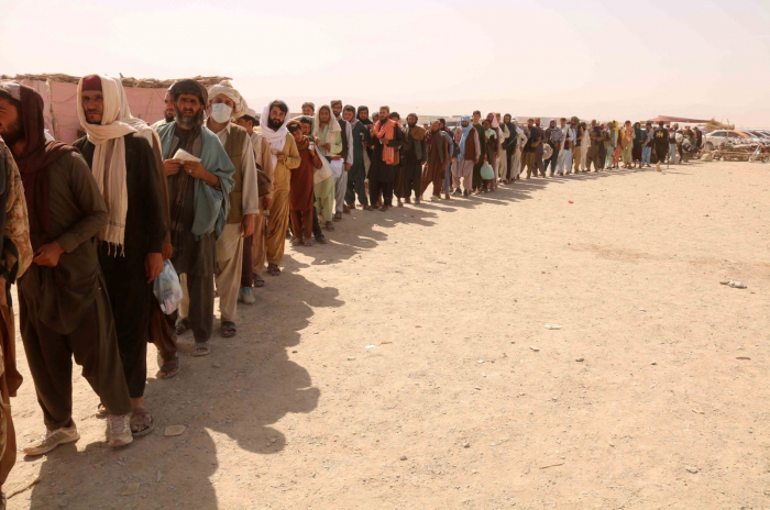Afghanistan 'on the brink of humanitarian crisis' –   OPINION