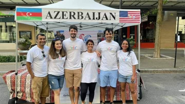 Azerbaijan takes part in int