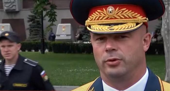 Designado el nuevo comandante del contingente de las fuerzas de la paz en Karabaj