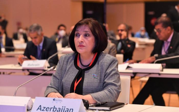 """""""Armenien hat Terrorakte gegen Aserbaidschan begangen"""" - Sahiba Gafarova"""