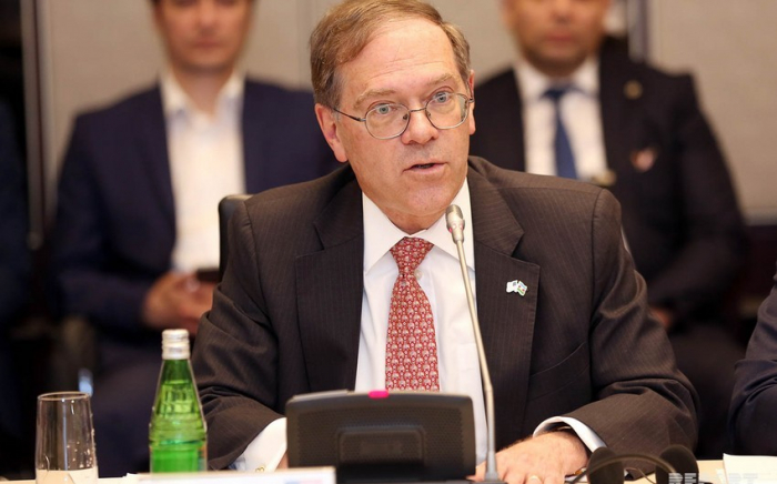 El embajador de EE UU en Azerbaiyán mencionó el papel de SOCAR en el campo de la seguridad energética