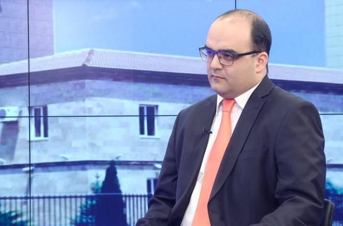"""""""Wir sind geistig ein staatsfeindliches Volk""""  - armenischer Politikwissenschaftler"""