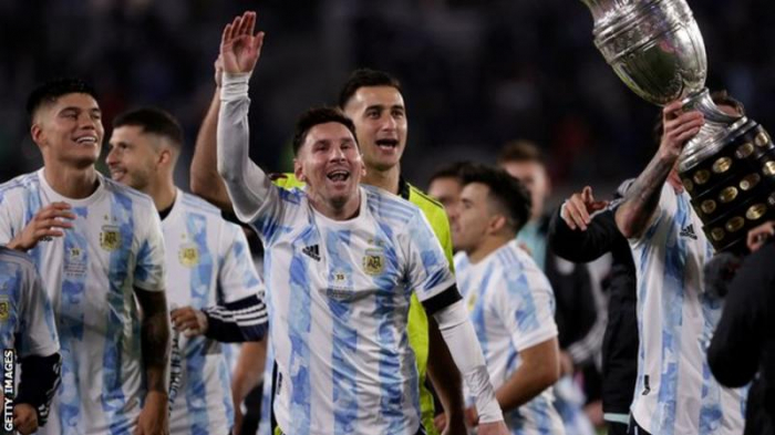 Messi breaks Pele's international goal record with hat-trick