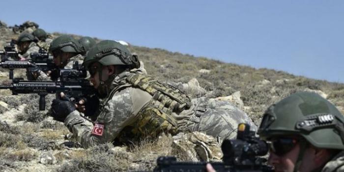 Gemeinsame internationale Ausbildung von Spezialeinheiten von Aserbaidschan, der Türkei und Pakistan