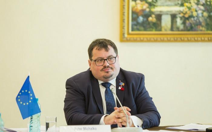 El nuevo embajador de la Unión Europea arribó a Azerbaiyán