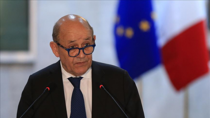 The Taliban are lying: French foreign minister