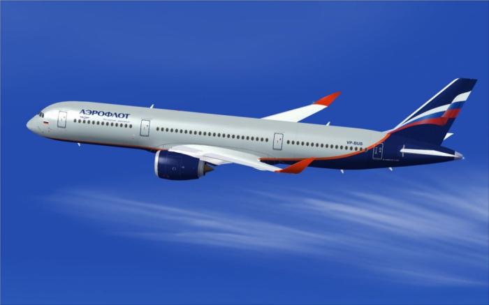 """طيران """"آيروفلوت"""" الروسية تطلق رحلاتها في اتجاه أوفا – باكو"""