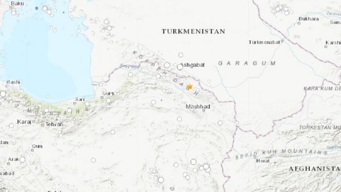 Un sismo de magnitud 5,1 sacude el noroeste de Irán