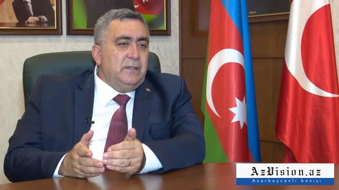 """General turco:  """"El ejercicio Tres hermanos-2021 es un mensaje importante"""""""