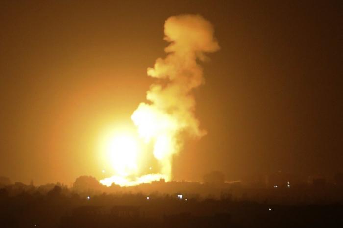 Israel lanzó un bombardeo defensivo contra el grupo terrorista Hamás en Gaza tras nuevo ataque con cohete