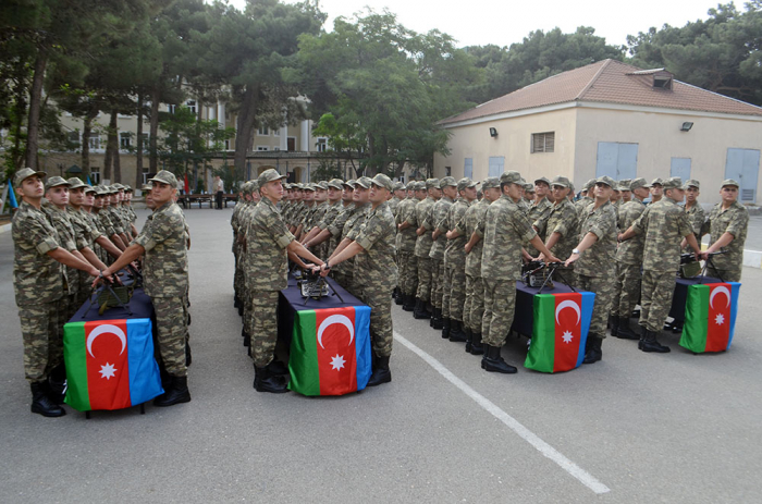 Military Oath taking ceremony of cadets of the Military Medical Faculty held -   VIDEO