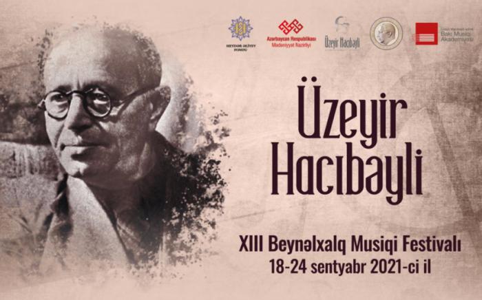 In Schuscha wird das nach Uzeyir Hajibeyli benannte XIII. Internationale Musikfestival stattfinden