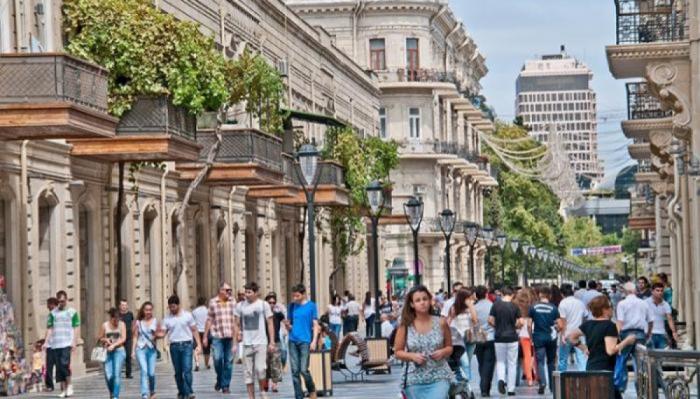 عدد سكان أذربيجان يبلغ 10 ملايين و142 ألف و392 نسمة