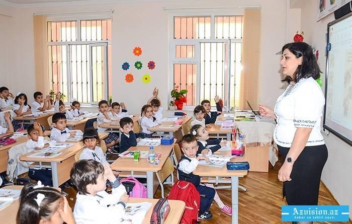Azerbaijan bans unvaccinated teachers from entering educational facilities