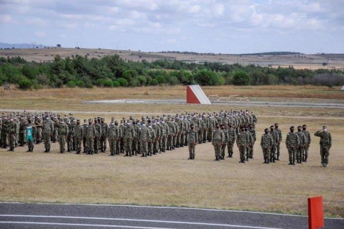 Continúan los ejercicios militares Brigada Fraternal entre Turquía y Azerbaiyán -  FOTOS