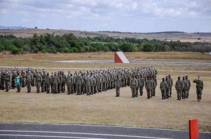 Azerbaijan - Turkey joint exercises continue