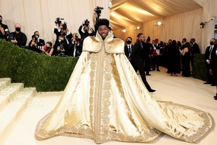 Stars hit the red carpet as Met Gala returns after 2-year hiatus -   NO COMMENT