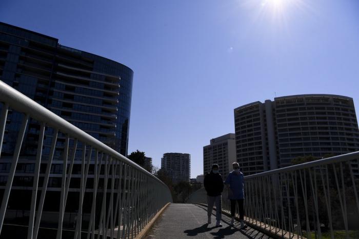 Australia extendió el confinamiento de su capital hasta el 15 de octubre