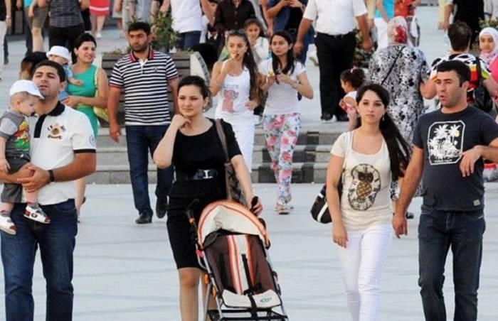 Se anuncia la población azerbaiyana