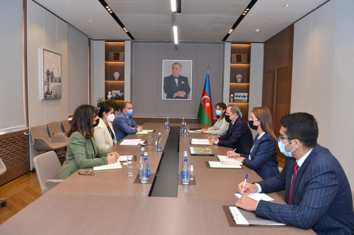 WB says ready to support restoration process in liberated Azerbaijani territories