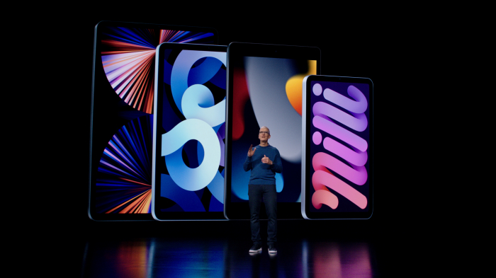 Apple unveils iPhone 13 and new iPad mini