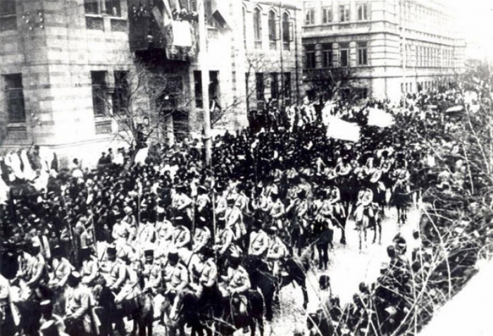 Azerbaijan marks 103rd anniversary of Baku's liberation from Bolshevik-Dashnak occupation