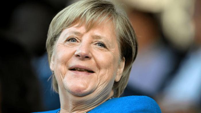 Kurz vor Ende ihrer Ära in der EU wird die Kanzlerin Merkel beliebt