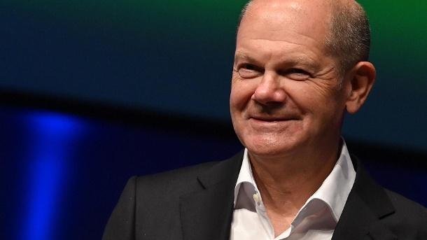 BUNDESTAGSWAHL -  SPD bleibt stabil
