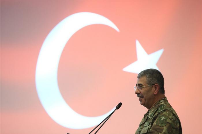 """""""Militärübungen zwischen Aserbaidschan und der Türkei werden fortgesetzt""""  - Zakir Hasanov"""