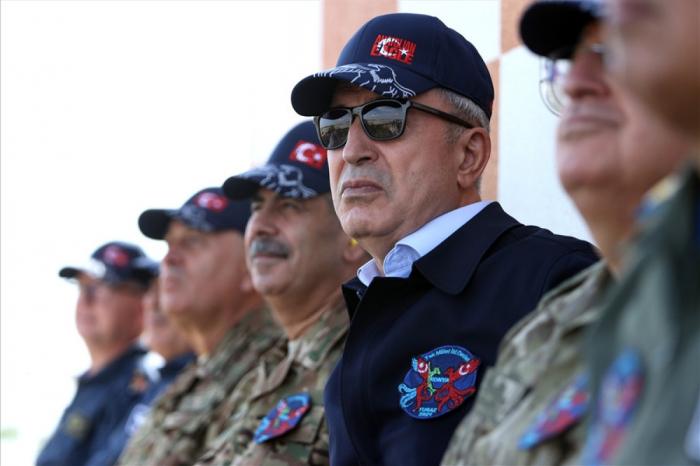 """Akar -   """"Erfolgreiche gemeinsame Militärübungen der Türkei und Aserbaidschans erschrecken Feinde"""""""