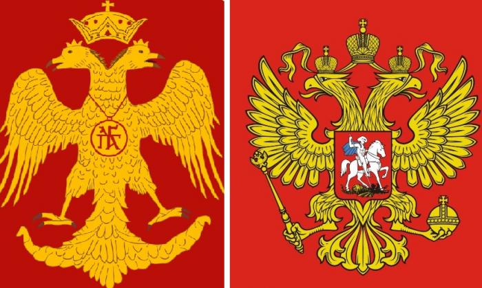 """Nicht """"Drittes Rom"""", sondern """"Zweites Byzanz"""": Geopolitische Codes  der russischen Politik"""