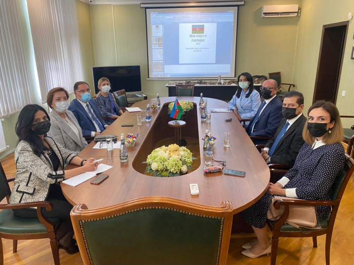 Delegation of OIC Ombudsmen Association meets ANAMA