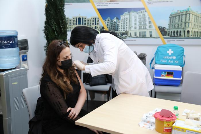 65.424 Menschen in Aserbaidschan gegen das Coronavirus geimpft