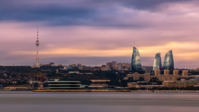 How Azerbaijan's capital Baku built on its heritage to become   beacon   of modern architecture