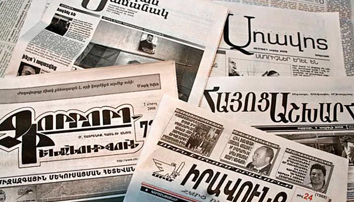 Armenische Zeitung schreibt über Paschinjans Fehler