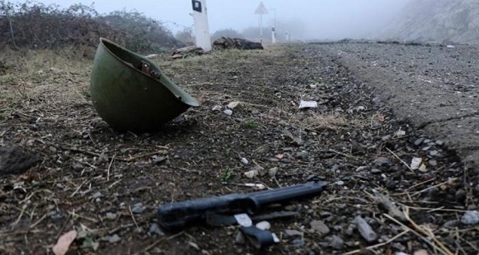 Restos de un soldado armenio encontrados en Hadrut