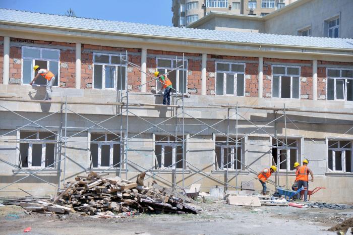 Aserbaidschan schließt Renovierung von Schulen ab, die während des Zweiten Karabach-Krieges zerstört wurden