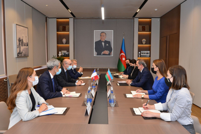 French MPs' illegal visit to Azerbaijani territory undermine peace-building efforts – FM Bayramov